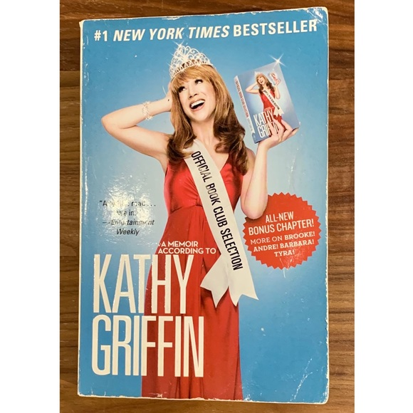 A Memoir According To Kathy Griffin